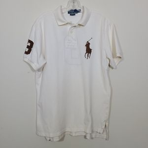 Polo Ralph Lauren Custom Fit Big Pony Logo Shirt